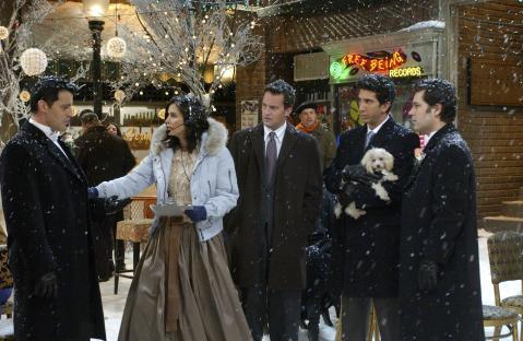 The One With Phoebe S Wedding